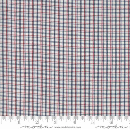 Liberty Primitive Gatherings In Plaid Woven Cotton